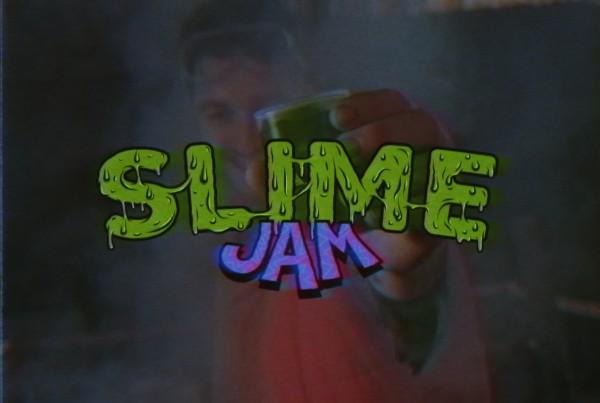 Slime jam Logo